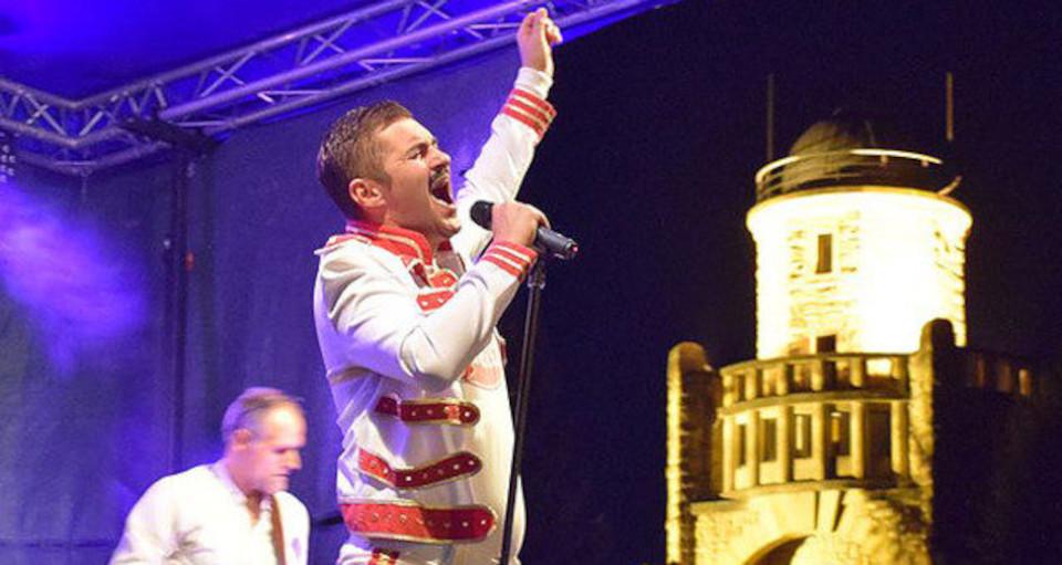 Freddie Mercury Solo Show